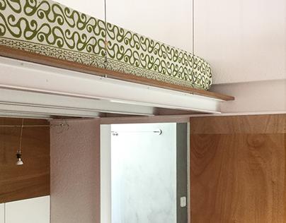 Restauration + Interior design Apartament, Cadaqués