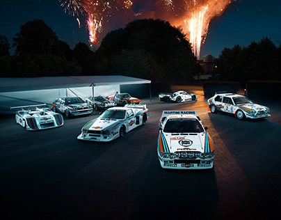 Macaluso Lancia Collection Festival of Speed 2021