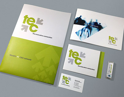 Brand design for The Executive Connection
