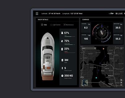 Yacht Navigation System