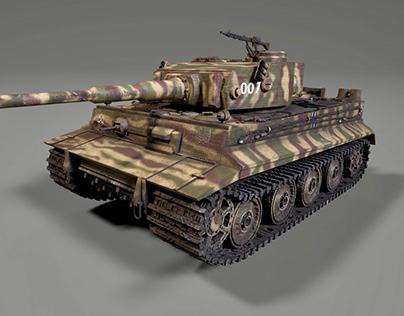 Tiger Tank: Michael Wittmann
