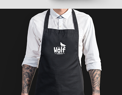 Logo - Wolf Cooking