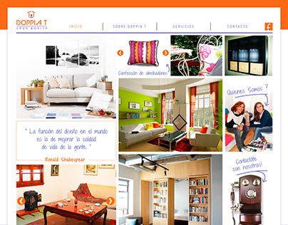 Diseño de Identidad: Diseño de Logo papeleria y web.