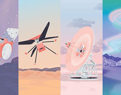 NASA Pi Day Challenge 2021 (Pi in the Sky 8)