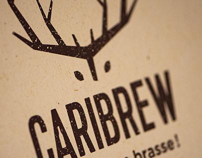 Microbrasserie Caribrew – Identité visuelle