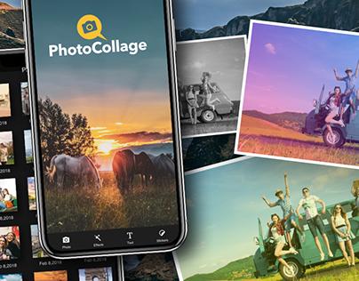 PhotoCollage App