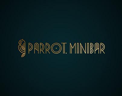 Parrot MiniBar logo