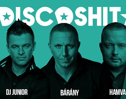 Disco's Hit - rebranding