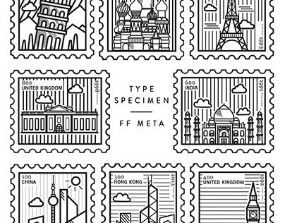 Type Specimen: FF Meta