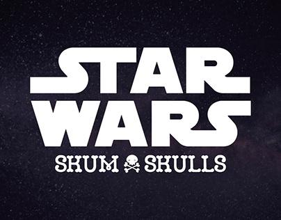 Star Wars Skum Skulls