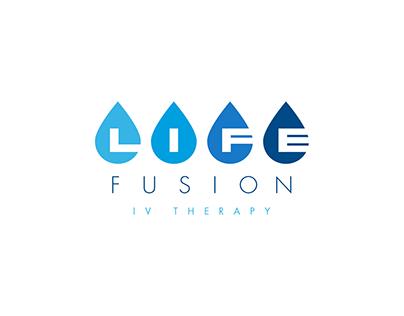 Life Fusion - Brand and Logo Design