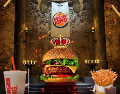 Burger King - Training social media design