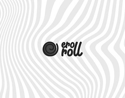 ero roll - Logo design