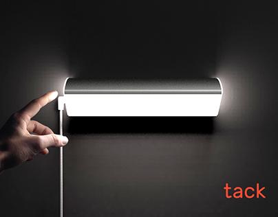 Tack | Smart Lighting for City Living