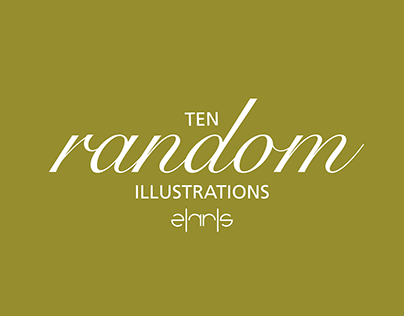 10 Random Illustrations