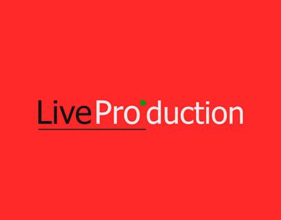 LiveProduction - Logo & Intro
