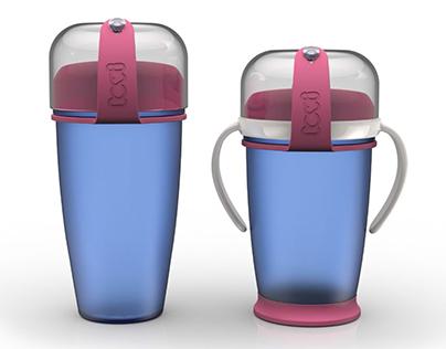 NON-SPILL CUP