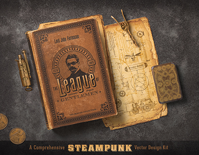 Steampunk! - live now :)