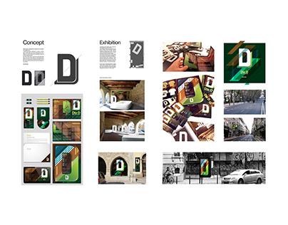 DIA D / Design Day Event - Visual Identity