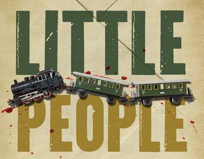 Little People by Daniel Charles Wild