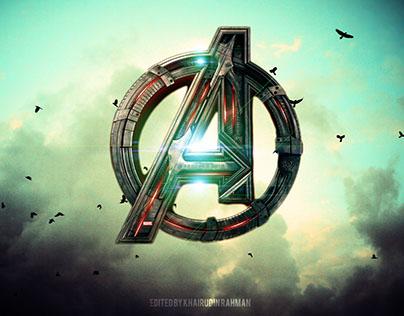 Marvel : Avengers - Age Of Ultron [Fanart Poster]