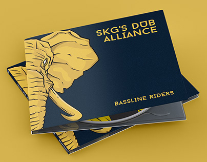 SKG's Dub Alliance | Digipak Cd & Poster