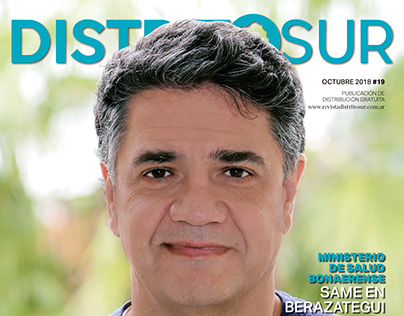 Revista Distrito Sur - Número 19, Octubre 2018