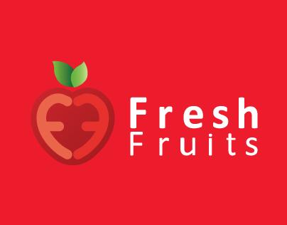 Fresh Fruits Logo