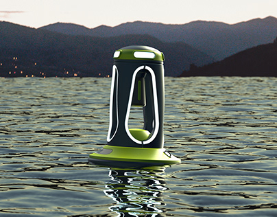 Lumenuoyant - Rescue & Recreational Buoy