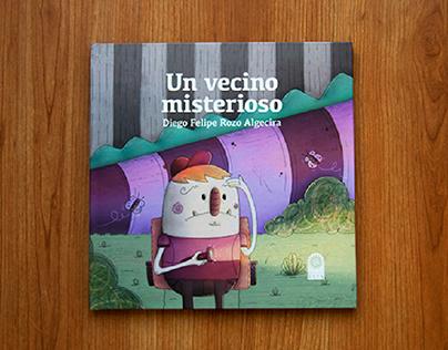 Libro álbum - Un Vecino Misterioso