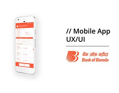 Bank Of Baroda Employee leave management