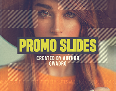 Promo Slides Intro