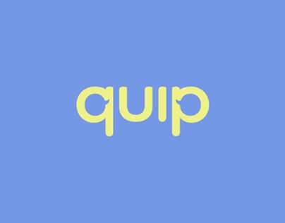 Quip, A Minimal Review App