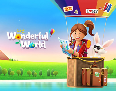 What A Wonderful World Animations