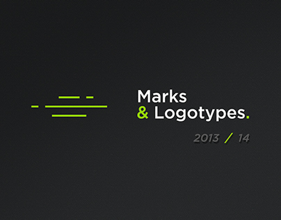 Logofolio 2013 / 2014