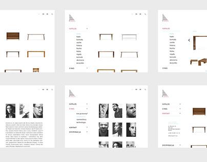 LUPUS73 Website – UI/UX
