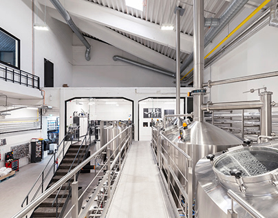 Põhjala Brewery by APEX AB