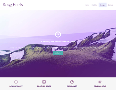Responsive Website with HTML5/CSS3 without framework