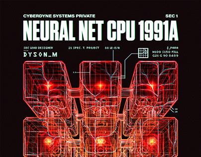 Cyberdyne Systems (C) N_NETCPU_1991A