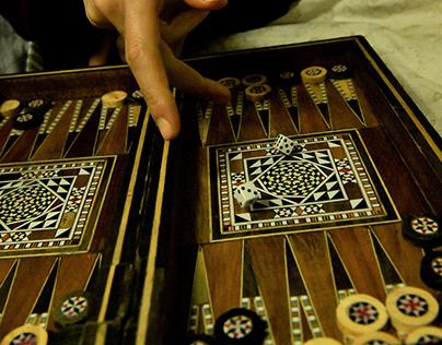 backgammon Die Erfindung des Jetzts