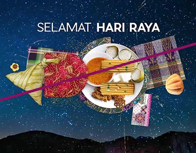 Hari Raya / Eid 2019 Adego Academy Avant Garde Style