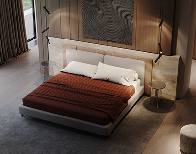 AWD21F-Master bedroom