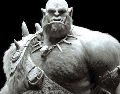 Orgrim Doomhammer