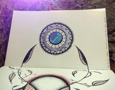 Travelling Sketchbook 02