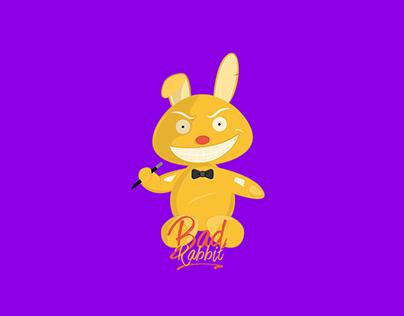 My mascot for my portfolio