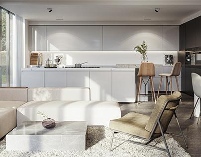 Kitchen-Visualisation