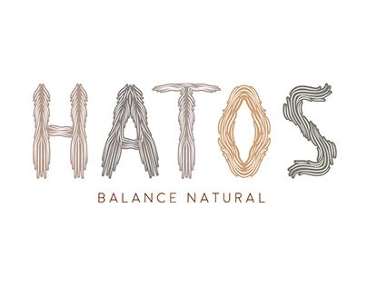Creación de Logotipo: HATOS