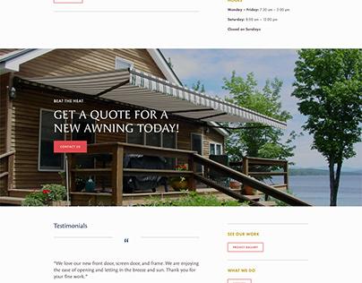 Claremont Glassworks Website