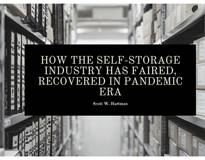 How the Self-Storage Industry Has Faired, Recovered