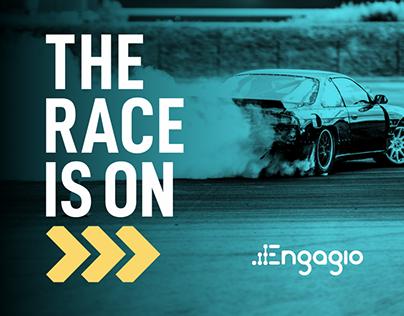 The Race Is On - Engagio @ Dreamforce2019